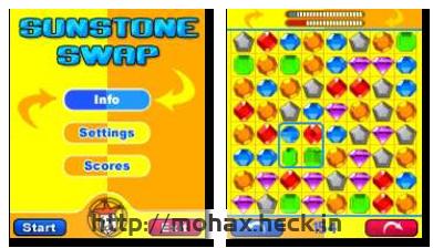 Sunstone Swap